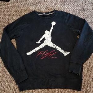 Nike air Jordan fight sweatshirt